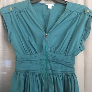 Adorable zip dress, size Lg. Worn once.